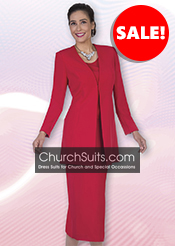 Aussie Austine Usher & Program Church Suits