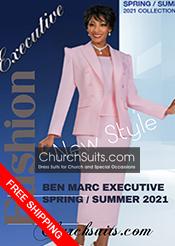 Ben Marc Executive Spring Summer 2021