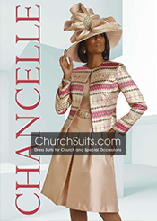Chancelle Church Suits Spring/Summer 2015