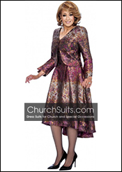 Dorinda Clark Cole - Rose Collection - Fall/Winter 2017