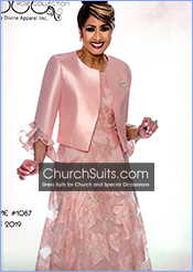 Dorinda Clark-Cole Church Suits Spring 2019