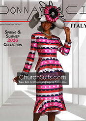 Donna Vinci Spring Suits 2016