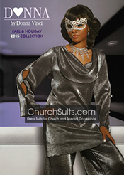 Donna by Donna Vinci Fall/Winter Women Church Suits