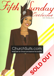 Fifth Sunday Exclusive Fall/Holiday 2012 Collection