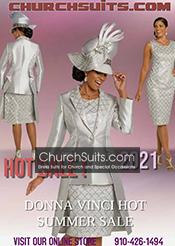 Donna Vinci Spring Summer Sale 2021