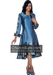 Dresses by Nubiano Fall/Winter Women Church Suits