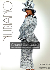 Nubiano Fall/Winter Women Church Suits