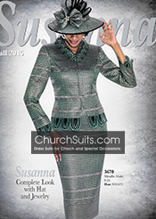 Susanna Fall/Winter Women Church Suits