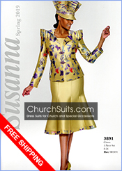 Susanna Church Suits Spring 2019