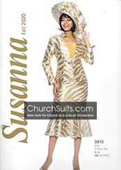 Susanna Fall Church Suits Collection 2020
