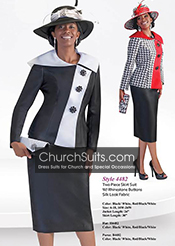 Tally Taylor Church Suits Fall 2015