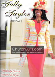 Tally Taylor Church Suits Spring/Summer 2015
