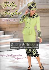 Tally Taylor Church Suits Fall 2016