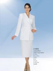 Aussie Austine Usher Suits Sizes 4 To 30 Poly Crepe Fabric 11804