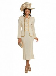 Donna Vinci Church Suits Clearance 13277