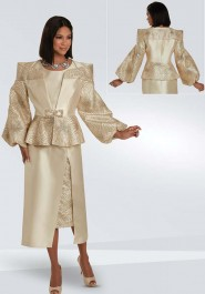 Church Suits In House Special Donna Vinci 5717