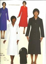 Choir Dress G11573/W