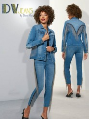 DV Jeans by Donna Vinci Fall 2021 Collection 8445