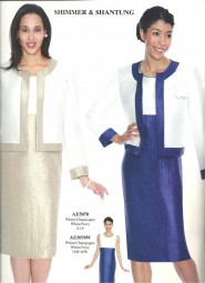 Elite Women Church Suits Clearance AE5070