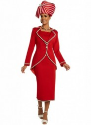 Donna Vinci Church Suits Clearance 13288